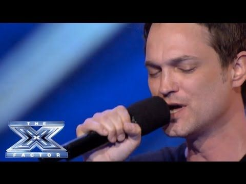 ▶ Jeff Gutt - Returning Contestant Seeks Redemption - THE X FACTOR USA 2013 - So glad he came back!!!