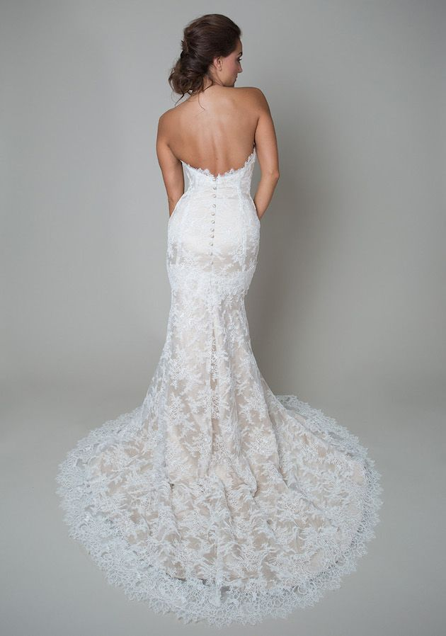 Heidi Elnora Wedding Dress Collection | Bridal Musings Wedding Blog 10 This is the back.. wow..