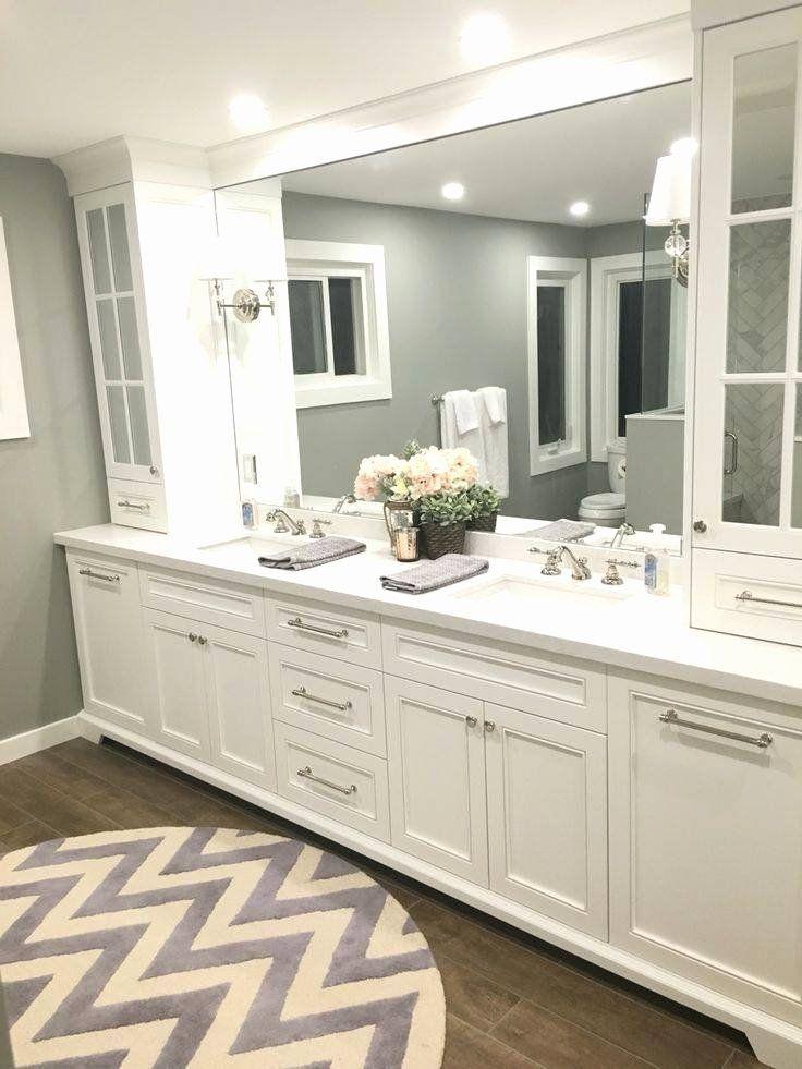 Double Sink Bathroom Decorating Ideas Fresh Master Bathroom Double Sink Vanity Ideas Deligh In 2020 Master Bathroom Vanity Double Vanity Bathroom White Vanity Bathroom