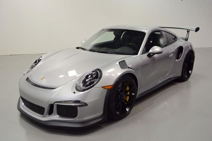2016 Porsche 911 Gt3 Rs Only 232 Miles Asking 370 000