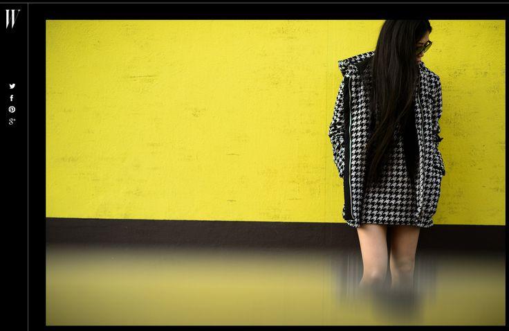 #OksanaOn #silvianheach #fashionweek #fw15 #mfw15 #mfw #milano #streetstyle #street #fashion #style #MariaKolosova