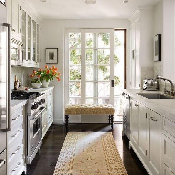 Small Galley Kitchen Ideas Design Inspiration: 42+ Secret Facts About Galley Kitchen Ideas Small Narrow