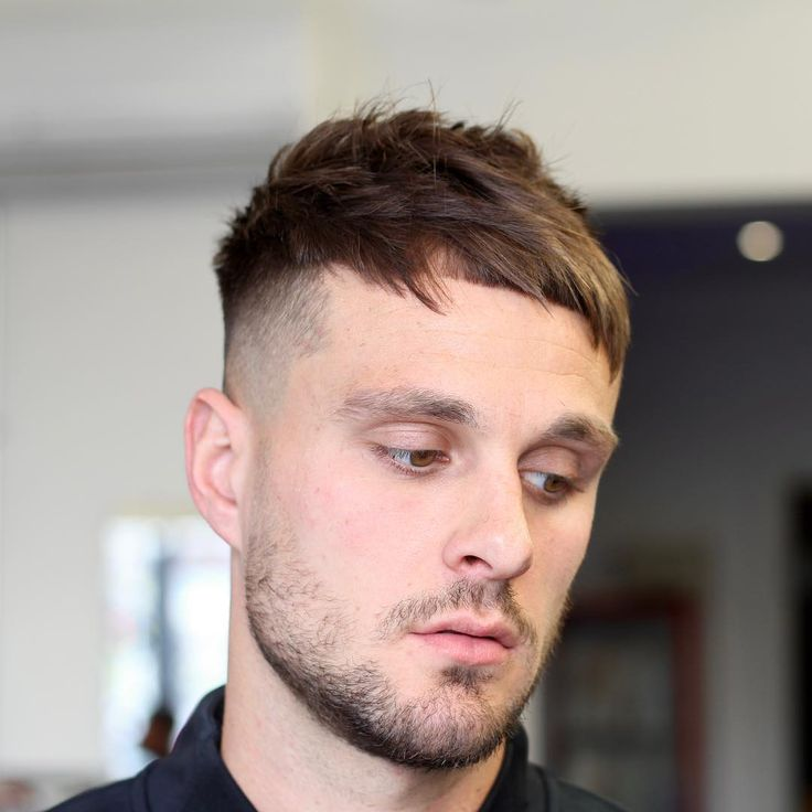 awesome 65 Fresh Men's Short Haircuts for Round Faces - Belong to Yourself