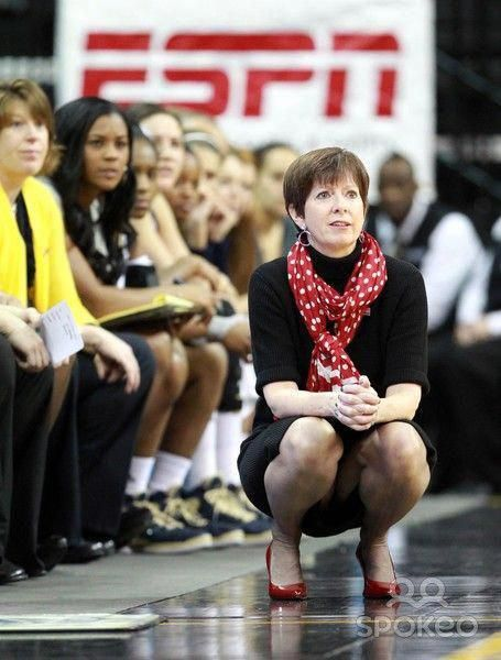 Muffet mcgraw shoes