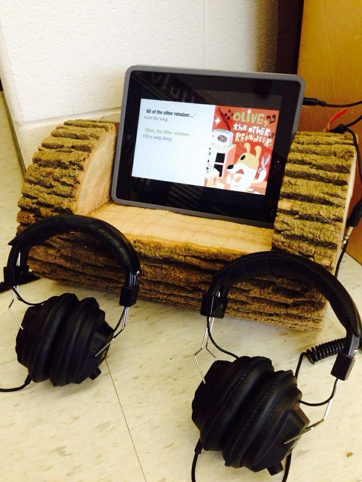 iPad listening log