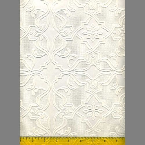 Anaglypta Luxury Textured Vinyl Maxwell Classical Paintable Wallpaper Rdd0671 Embossed