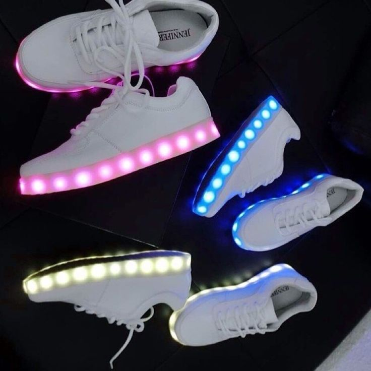sneakers # LED sole Koreans are wearing worried about!