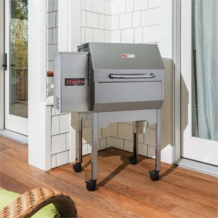 FireCraft Pellet-Q450™ Pellet Grill  Price $899.95 The state-of-the-art Pellet-Q450 Pellet Grill from FireCraft is a dream-come-true for grill-masters & enthusiasts alike.