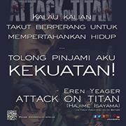 #ComicQuote Komik ATTACK ON TITAN (Hajime Isayama) http://ow.ly/rC2Ua mobile http://ow.ly/rC2Uu  Pemesanan http://ow.ly/rC2UE   /via Forum Elex Online @okta92