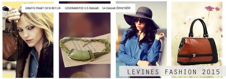 Välkommen till LEVINES onlinebutik!
