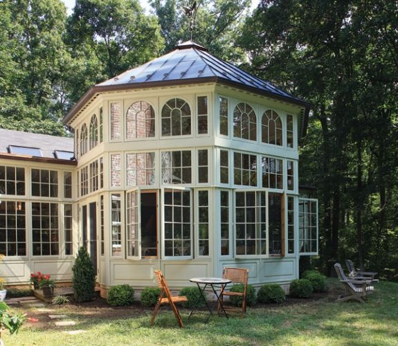 1000 images about curb appeal on pinterest magazine for Garden room additions