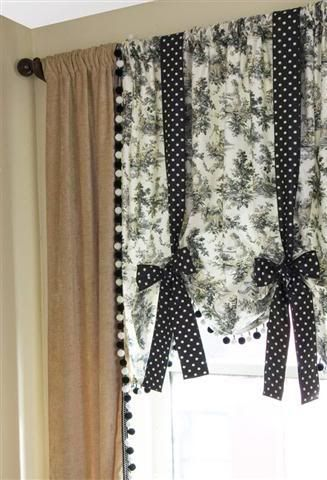 Easy To Sew Valance Directions