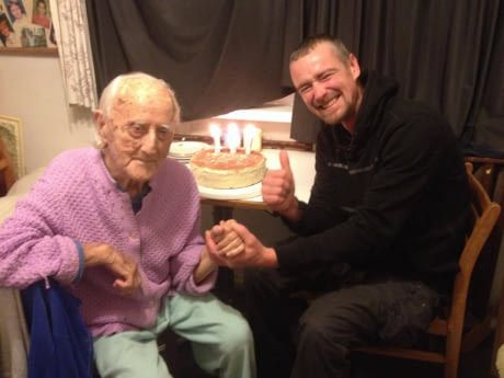 Let me introduce my granddad. he is 101 now. a ww2 veteran artillery man. nothing beats stories getting from first hand.