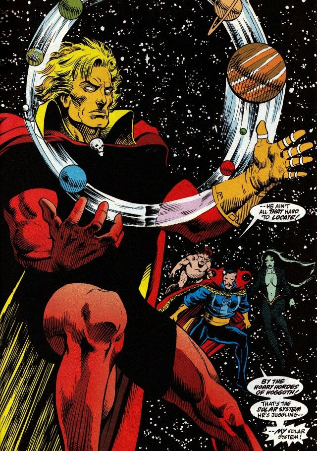 17 best images about adam warlock on pinterest