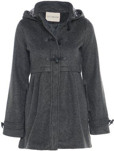 SS7 ClothingMädchen Mantel, Einfarbig Grau Charcoal grey SS7 Clothing http://www.amazon.de/dp/B00EOVP7KE/ref=cm_sw_r_pi_dp_N-Otub10F2XDM