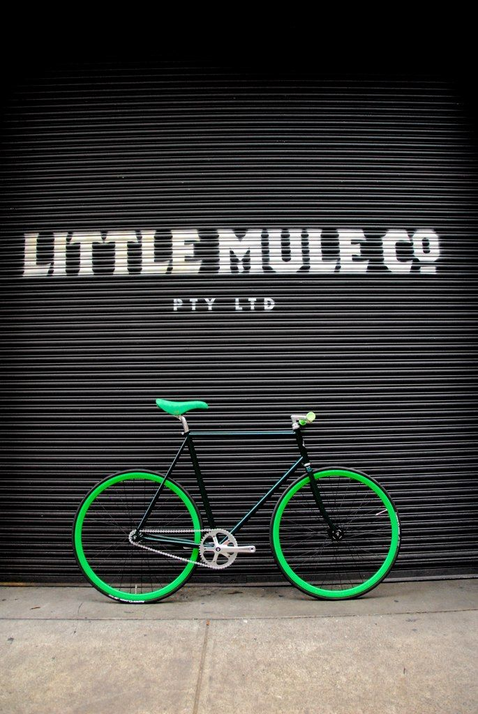 Little Mule Bicycles :: Melbourne, Australia