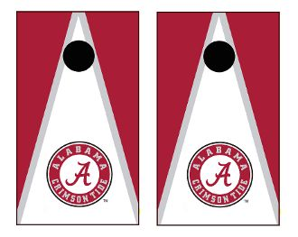 Alabama Cornhole Boards