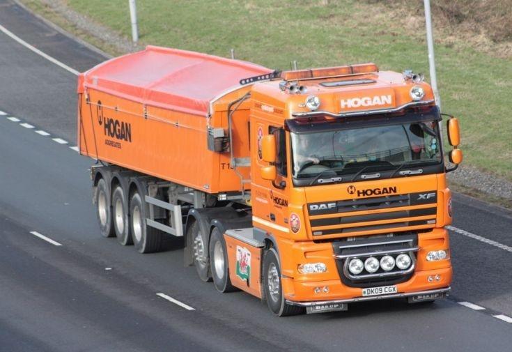 DAF XF105 - Hogan