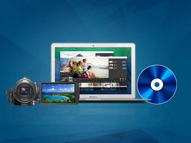 Burn, capture, convert and share video easily with Roxio Toast 15 Titanium – now 65% off