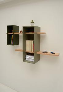 Max bookcase - Double version. lacorbeille