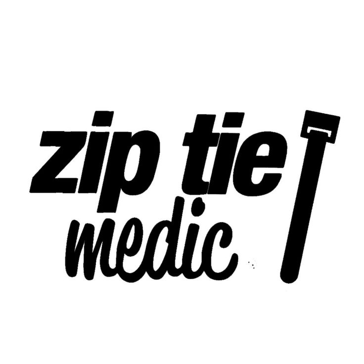 Wholesale 10pcs/lot 20pcs/lot Zip Tie Medic Eclipse Gti Beater Vw Jdm Xb Window Sticker Vinyl Decal