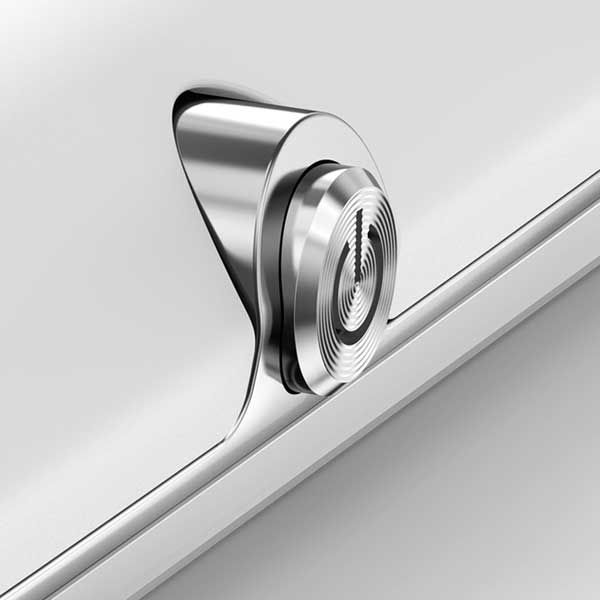 A Sony Xperia L camera phone full of premium design details.