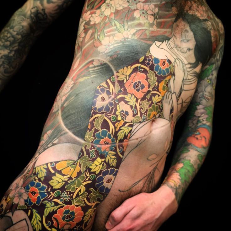 Best Bodysuit Tattoos Ideas On Pinterest Irezumi Irezumi - 15 impressive tattoo saves