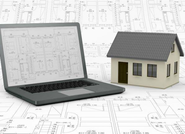 laptop huis