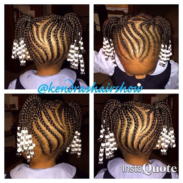 black kids hair braiding styles 17 best ideas about children hairstyles on lil 3927 | 3bfadad4d0c15994027dd91385780554