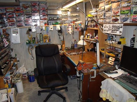 Pin By Kerry Sr On Model Work Benches Pinterest