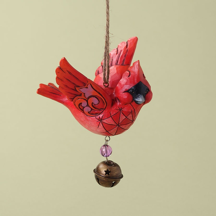Ornaments Cardinals And Birds On Pinterest