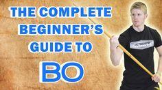 The Complete Beginner's Guide to Bo Staff | BlackBeltAtHome