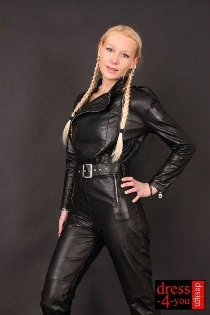 Leather Ladies   Leather Catsuit   Leather, Leather catsuit und ... 009ee2dd24