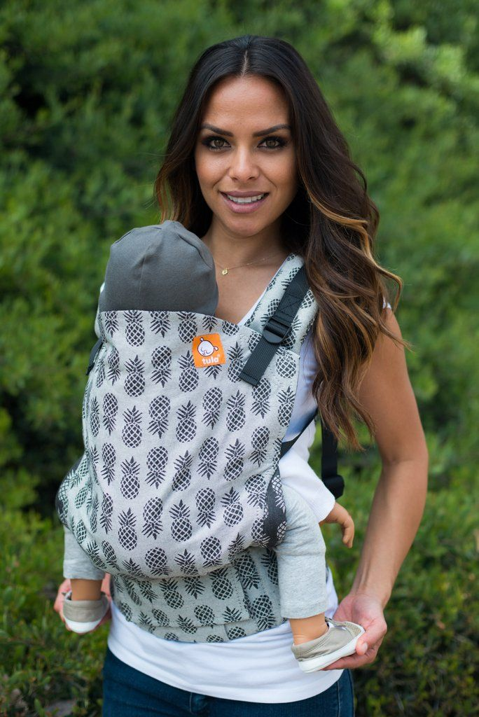 Pineapple baby carrier! Full Standard Wrap Conversion Carrier - Ananas Twilight 2 - Baby Tula