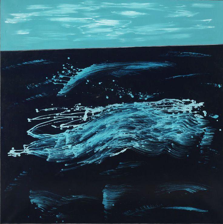 Franco Angeli, Atmosfera, 1976 Tornabuoni Art - La Dolce Vita Courtesy Tornabuoni Art