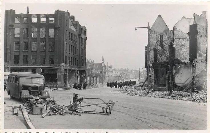 Gedempte Slaak. 1940