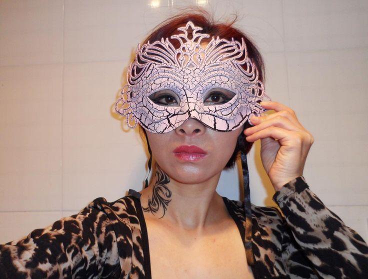 Трещины Хип-Хоп Танец Корона Маска Венецианский Маскарад партии маска Сексуальная Женщина Костюм Карнавал Рождественский Подарок бесплатная доставка EMS