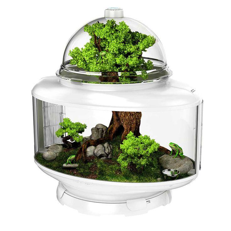 """BioBubble Terrarium Reptile Habitat 24"""" x 15.25"""" x 25"""""""