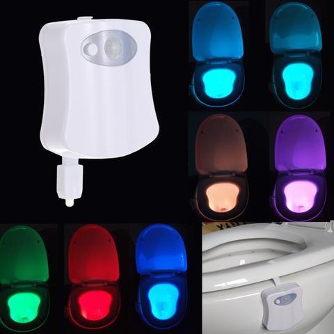 LED Toilet Night