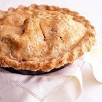 Old-Fashioned All-American Apple Pie by Jasper White's Cooking from New England, submitted by Jasper White