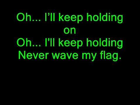 Second Chance Stroke Survivors Theme Song - Mary Mary  - Never Wave My Flag With Lyrics (Something Big Album)