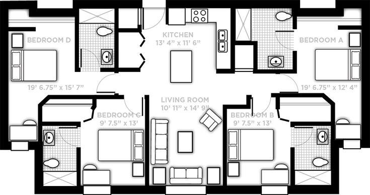 Pin by Debbie Skelton on floor plans Floor plans, Home