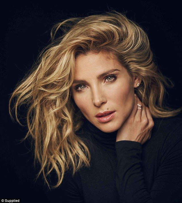 You beauty! Elsa Pataky unveiled as ambassador for L'Oréal Paris hair care in stunning new...
