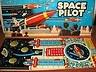 Vintage 1950 SPACE PILOT Board Game Cadaco-Ellis Pop Art Zathura Flash Gordon