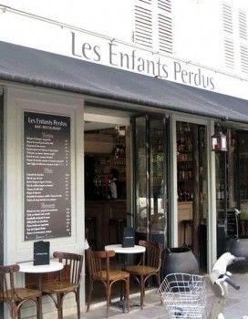 Paris : les restaurants préférés de la rédaction d'Elle: Les Enfants Perdus