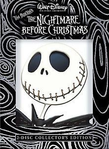 The Nightmare Before Christmas (DVD, 2008, 2-Disc Set, Collector's Edi – renee myers $ 9.99