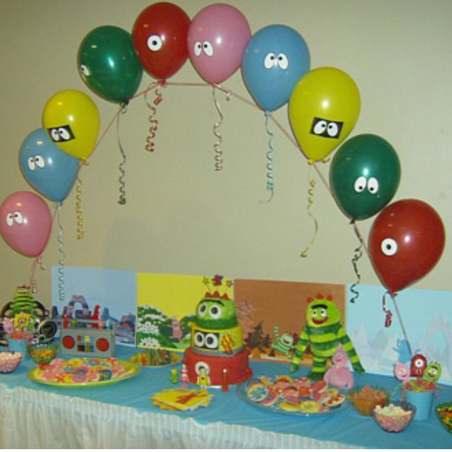 Yo gabba gabba party
