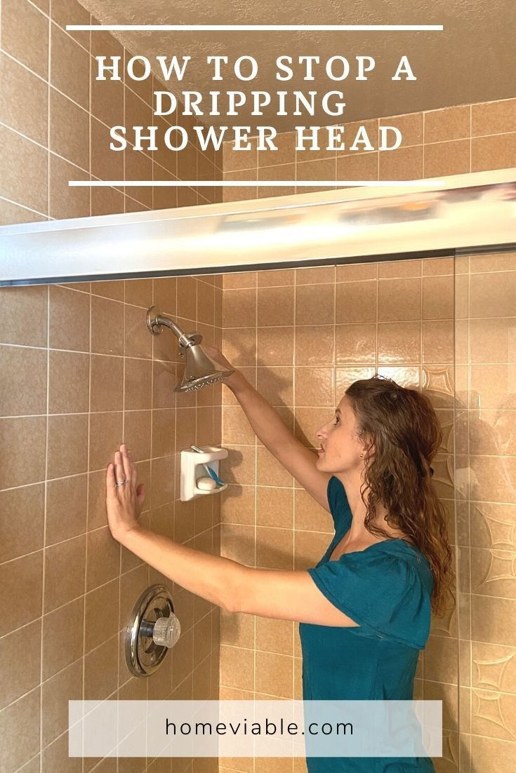How To Stop A Dripping Shower Head In 2020 Shower Heads Energy Saving Appliances Shower