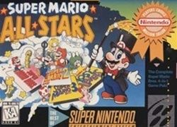 Complete Super Mario All-Stars - SNES
