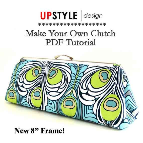 PDF Sewing Pattern and Tutorial for 8 Open